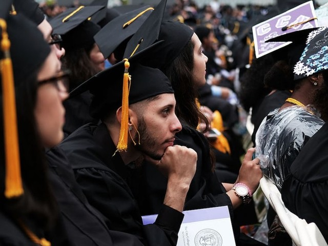 College is more expensive than it's ever been, and the 5 reasons why suggest it's only going to get worse
