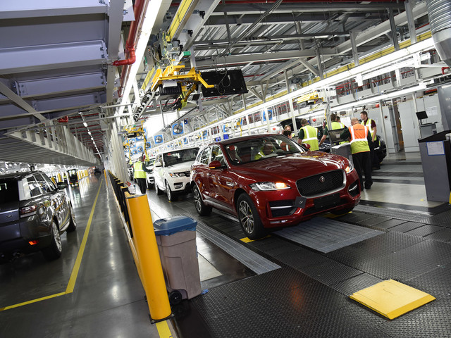 Jaguar Land Rover anticipates £500m Brexit tariff