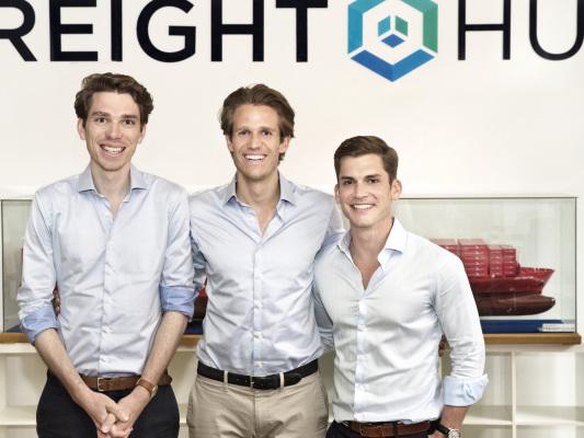 FreightHub, a European 'digital freight forwarder', scores $20M Series A