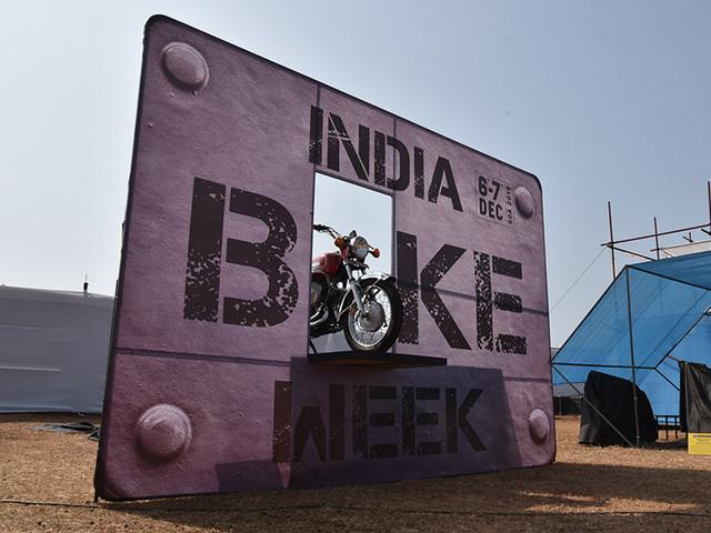 Highlights of India Bike Week 2019
