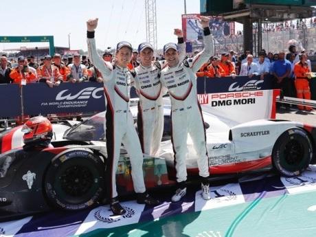Porsche Victorious at 2017 Le Mans 24h