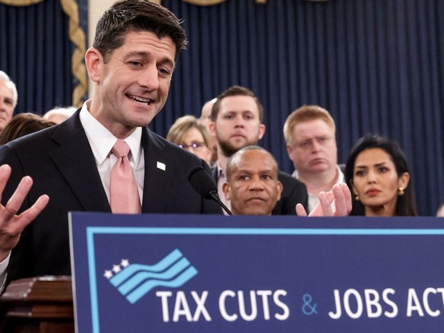 A major think tank just retracted its analysis of the GOP tax plan after discovering an error