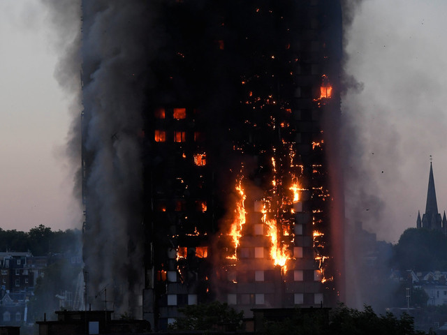 Grenfell Tower Inquiry: Social Housing Left Out Of Terms Of Reference