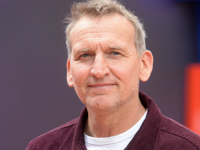 Christopher Eccleston Is Returning as Doctor Who's Ninth Doctor in a New Audio Series