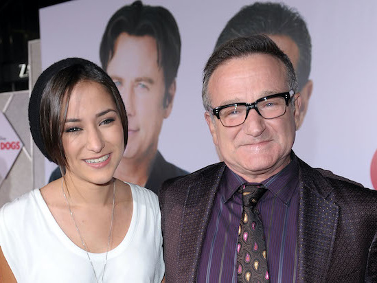 Robin Williams' Daughter Zelda Donates to Homeless Shelters for Dad's 69th Birthday