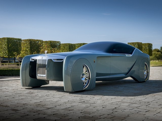 Rolls-Royce to reportedly start EV era with 'Silent Shadow' model