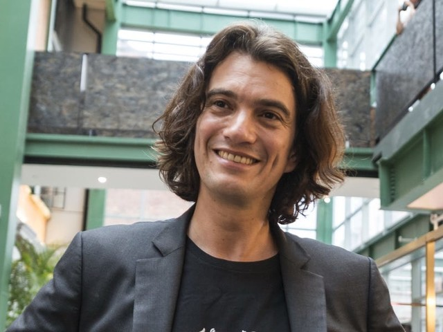 Ousted WeWork CEO Adam Neumann can still reportedly name directors to WeWork's board, even though he left the company