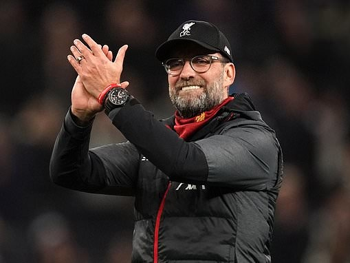 Jurgen Klopp refuses to get carried away with Liverpool's start to a season