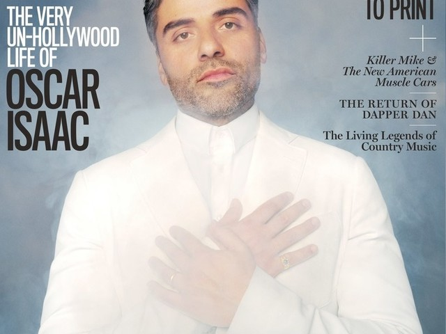Oscar Isaac explains why he married Elvira: 'She's Danish, she's not a citizen…'