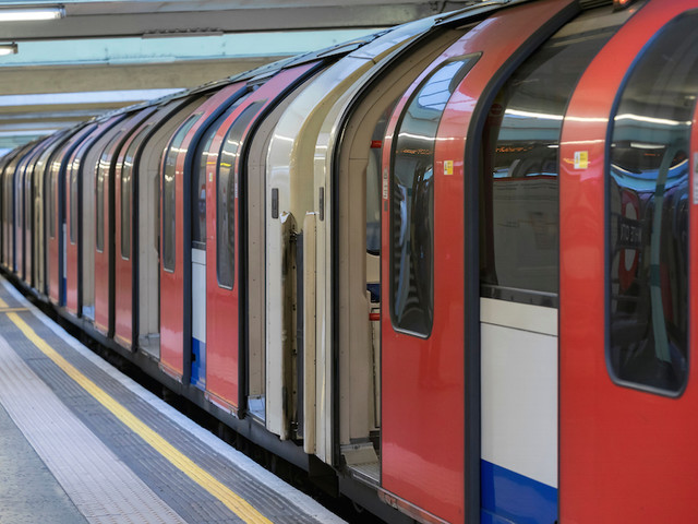 This Mystery Composer Is Scoring The Sounds Of Tube Doors Closing
