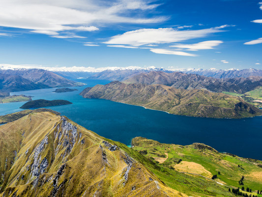 Sitdown Sunday: The billionaires prepping for the apocalypse in New Zealand