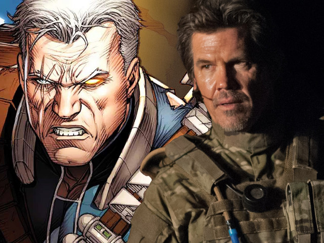 Deadpool 2: Josh Brolin Shows Off Cable Physique