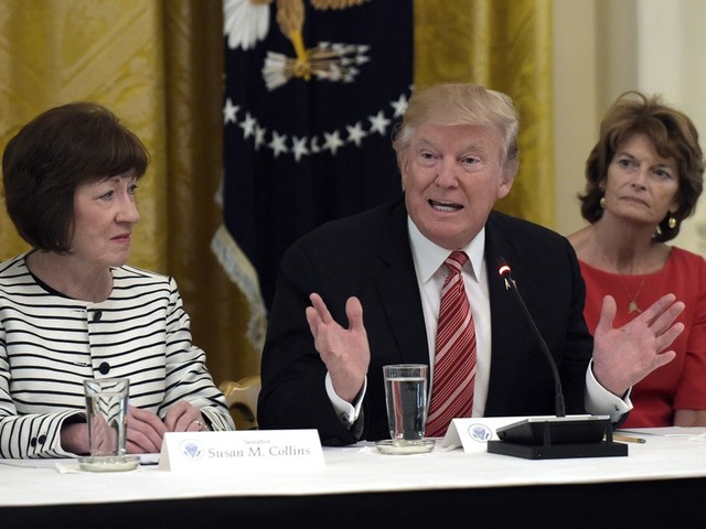 Senate Republicans shoot down Obamacare repeal trial balloon, Rand Paul and Trump double down on it