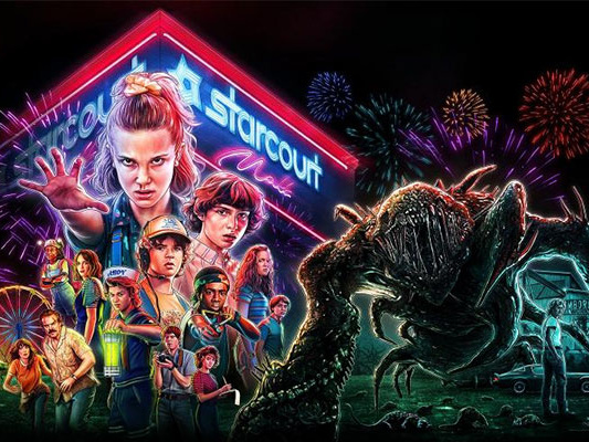 Stranger Things Season 3 who is the American at the end?