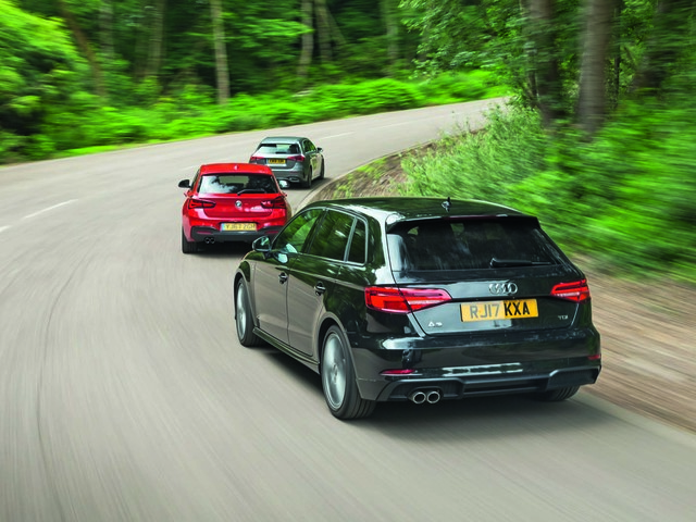 Mercedes-Benz A-Class vs Audi A3 vs BMW 1 Series: which is best?