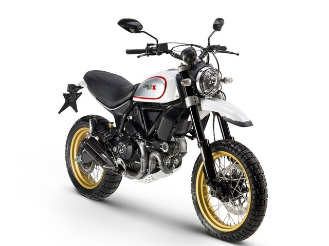Ducati Scrambler Desert Sled Launched, Priced At Rs. 9.32 Lakhs