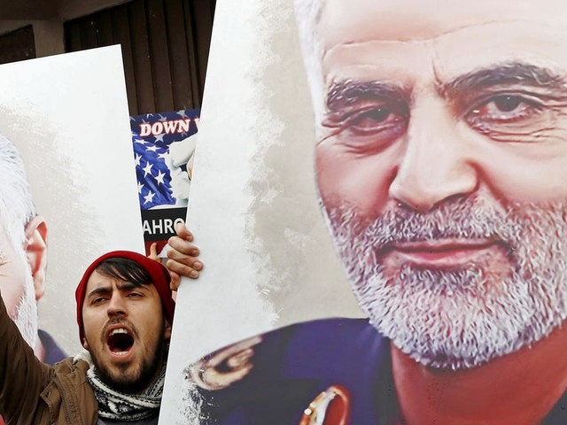 How Iran and Qassem Soleimani shaped the fight against ISIS, according to an aid worker who saw it first-hand