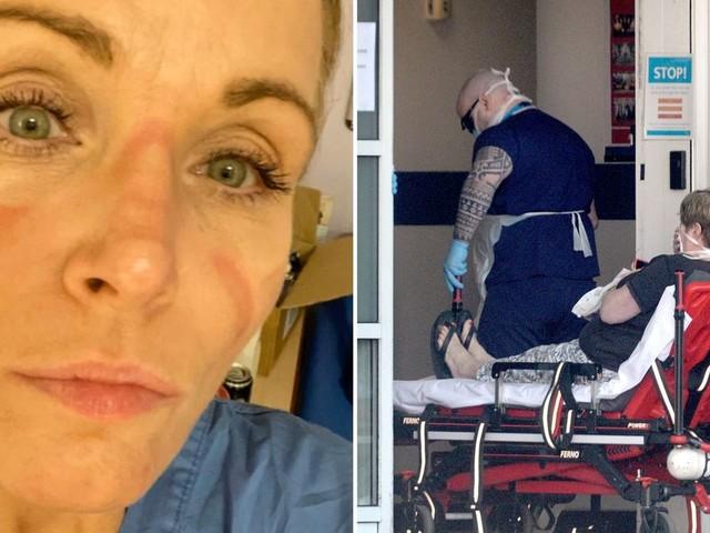 Huddersfield nurse reveals 'heartbreaking' reality of Covid-19 frontline