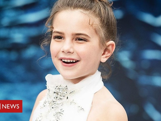 Lexi Rabe: 7-year-old Avengers actress says 'please don't bully me'