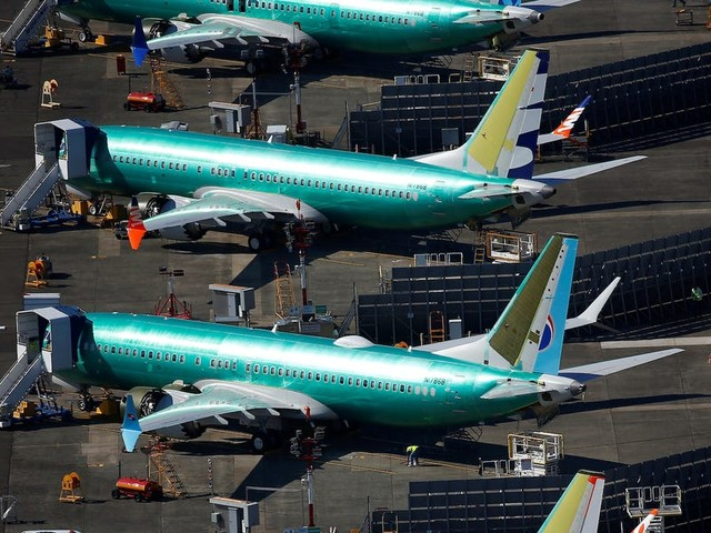 Boeing is flying the 737 Max around the US with test crews and no passengers to prepare for the plane's return