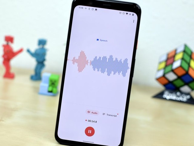 Why Google Recorder is a best-in-class app. Too bad it only works on Pixel phones - CNET
