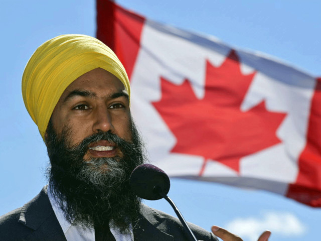 Can the NDP get what it wants? Singh says he will work with Liberals, but isn't sure he can trust Trudeau