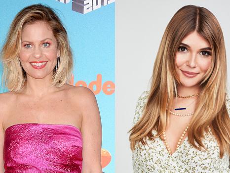 Candace Cameron Bure Sends Love To Lori Loughlin's Daughter Olivia Jade Before 'DWTS' Debut