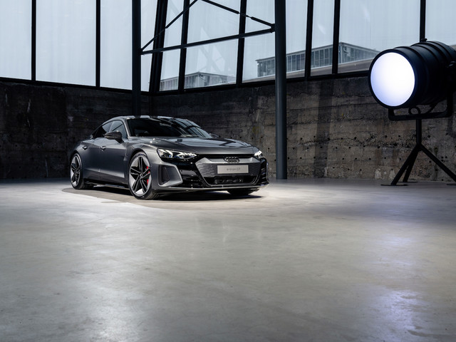 Promoted | Audi e-tron GT: in the design team's own words
