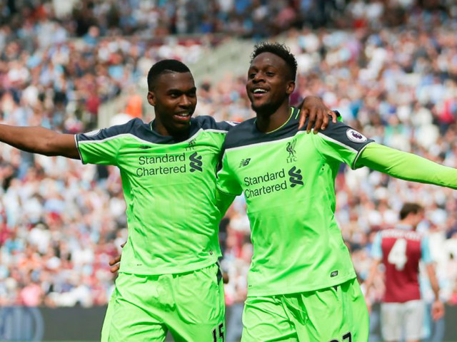 Liverpool close in on Champions League with West Ham win