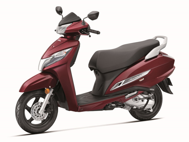 Honda Activa 125 BS6 Launched; Prices Start At Rs. 67,490/-