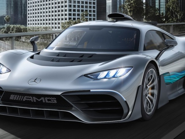 Here's our first look at Mercedes' new $2.7 million hypercar