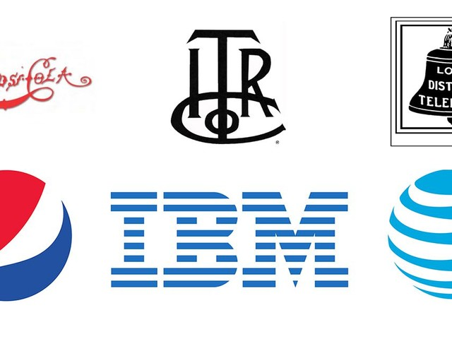 Then and now: The evolution of 3 iconic logos