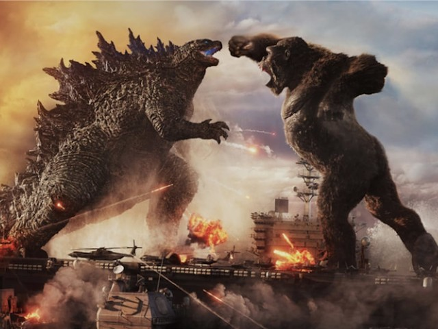 'Godzilla vs Kong' Reaches $100 Million in US After Grossing $250,000 in 12th Weekend
