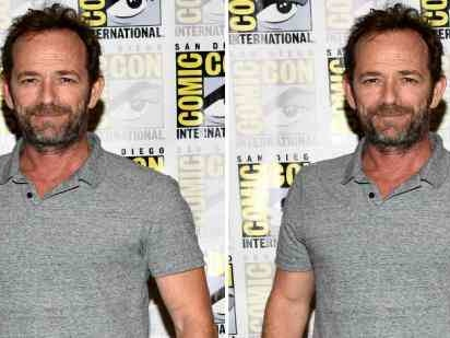 Who Is Luke Perry's Wife? New Details About Rachel Sharp — Including How Their Marriage Ended