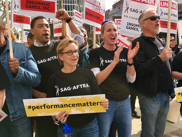 SAG-AFTRA to Seek Strike Authorization Vote, Citing 'Outrageous Rollbacks' in Contract Talks