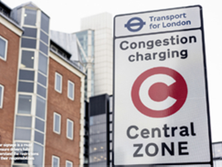 Coronavirus: Congestion charge and ULEZ suspended