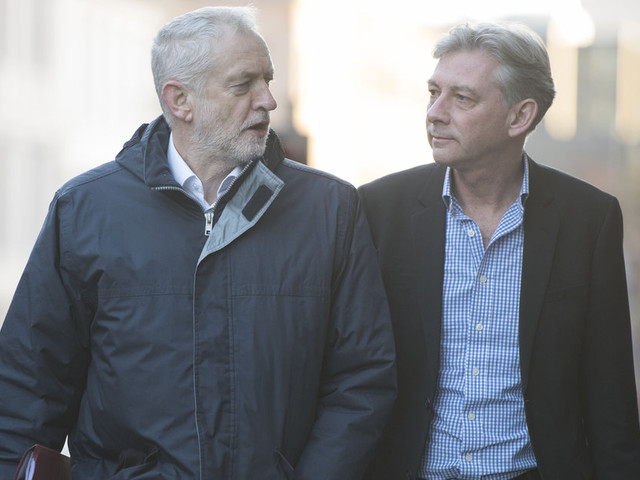 Scottish Labour Reshuffle Dubbed 'Purge Of The Moderates'