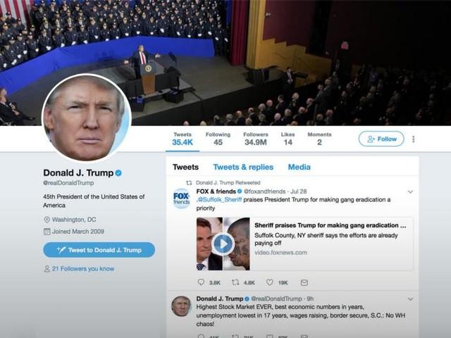 Twitter Needs to Monitor Trump's Tweets