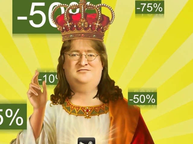 Steam Halloween, Black Friday and Winter sale dates leaked