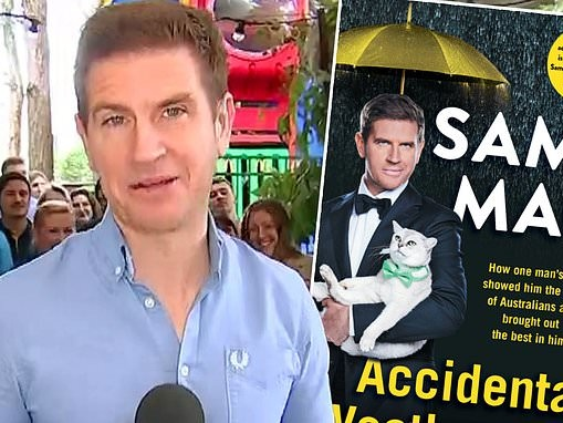 Sunrise: How weather presenter Sam Mac saved a viewer from suicide