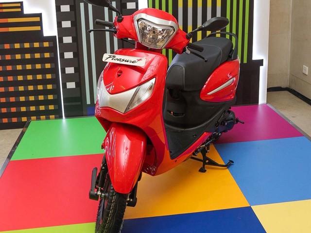 Honda Activa Rival Hero Pleasure Plus, Maestro Edge 125 Launched From Rs. 47,300
