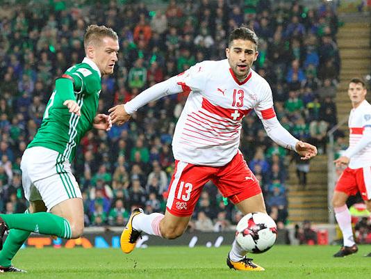 Switzerland on top after narrow win over N. Ireland