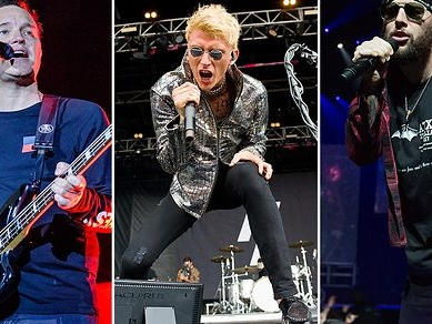 Chester Bennington Tribute Concert: Blink-182, Machine Gun Kelly, Avenged Sevenfold & More To Perform