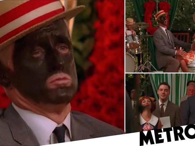 Why Mad Men episode containing blackface will not be taken down from streaming services