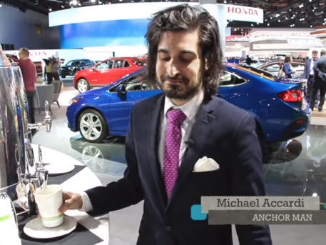 TTAC Hot Takes: At NAIAS, Michael's Tie Goes for a Walkabout