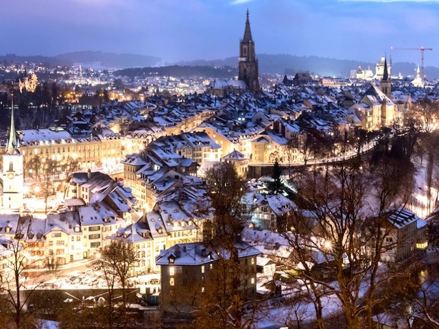 Blockchain developer salaries are soaring in Switzerland thanks to ICO boom