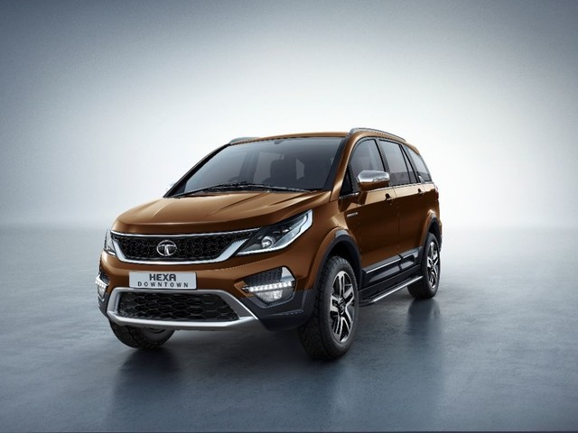 OFFICIAL: Tata Hexa Downtown Urban Edition Launched In India