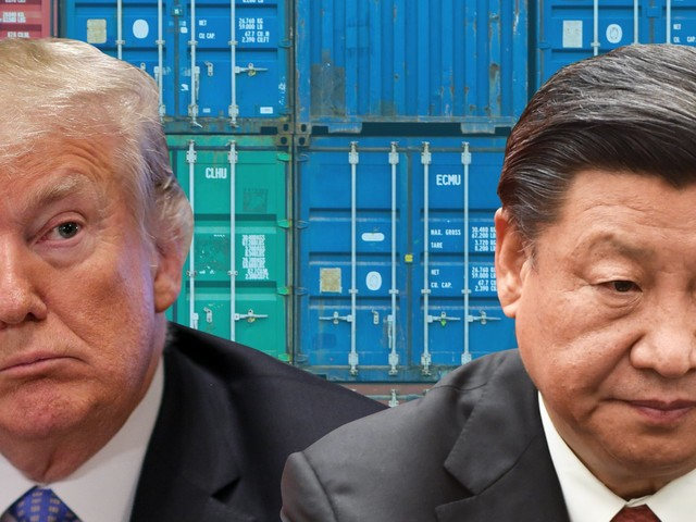 It's been more than a year since the US-China trade war started. Here's a timeline of everything that's happened so far.