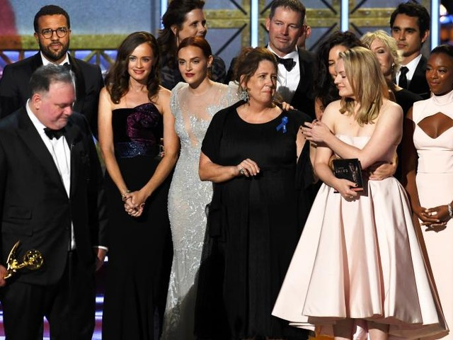 The Handmaid's Tale Triumphed at the Emmys, But Its Winners Missed Their Political Moment