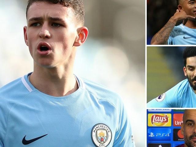 How should Man City line up vs Shakhtar Donetsk